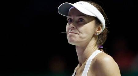 Martina Hingis appointed Switzerland Fed Cup teamcoach