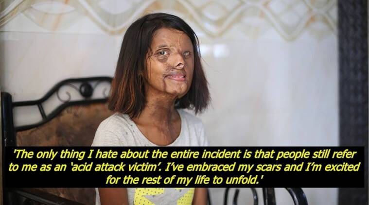 humans of bombay, humans of bombay indian express, humans of bombay shabbo, humans of bombay shabbo acid attack, shabbo acid attack humans of bombay viral post, indian express, indian express news