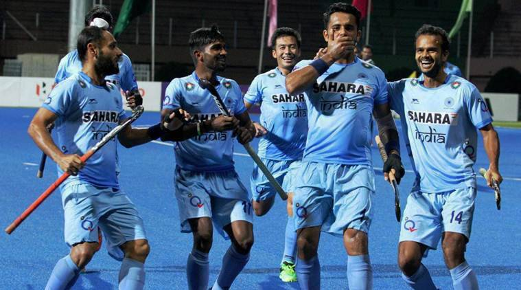 India face Malaysia at the Asian Games in Dhaka