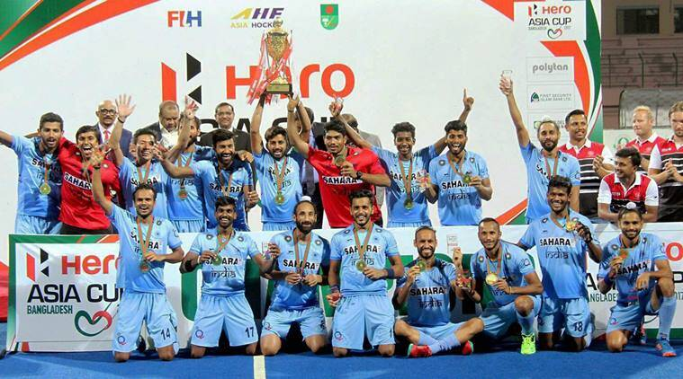 India vs Malaysia, Asia Cup, Asia Cup 2017, India Hockey team, hockey news, Indian Express