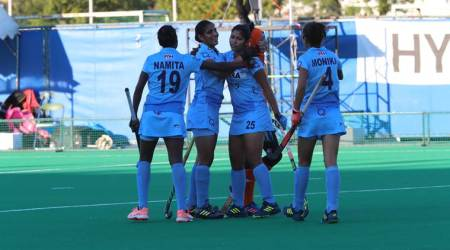 Asia Cup, India vs Malaysia, Indian women's hockey team, Hockey India, sports news, hockey, Indian Express