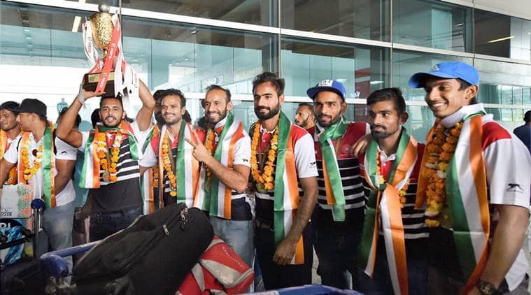 Asia Cup, Hockey India, India hockey team, Manpreet Singh, Hockey news, Indian Express