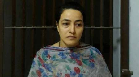 Honeypreet's police remand extended by three days till October 13
