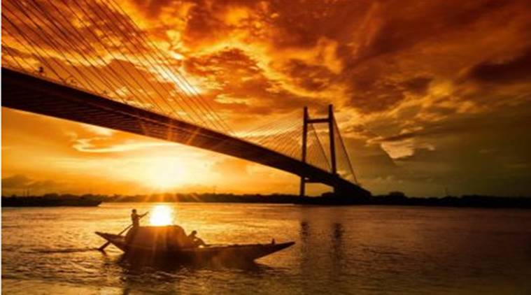 bridge west bengal, 3 bridges in west bengal, bridge over hooghly river, bridge over ajay river, bridge west bengal trade, indian express news
