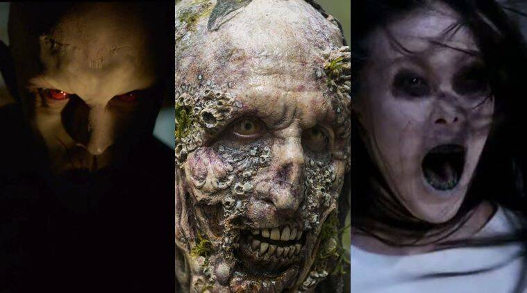 horror shows, horror tv shows, halloween horror tv shows, halloween shows, top halloween tv shows, horror shows to watch on halloween, netflix horror tv shows, penny dreadful, the walking dead, the returned, bates motel, american horror stories, entertainment news, indian express news