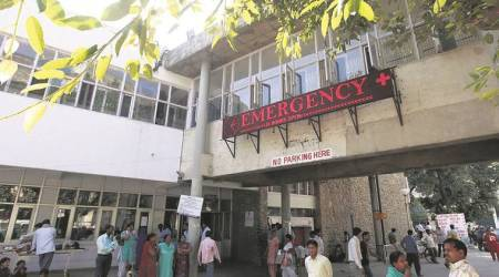 Chandigarh: Patients bear the brunt as vital drug out of stock inGMSH