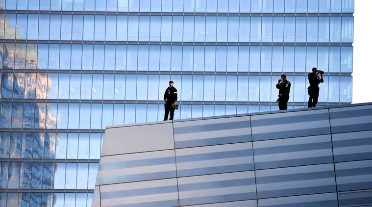 Las Vegas shooting, Las Vegas terror attack, Hotel Security, Terrorism, Hotel security measures, World news, Indian Express