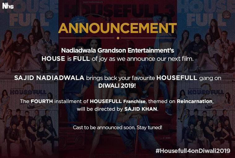 housefull 4, housefull movie, akshay kumar, sajid khan