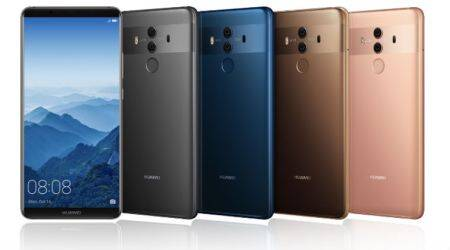 Huawei Mate 10, Mate 10 Pro with AI-focused Kirin 970 SoC launched: Price and key specifications