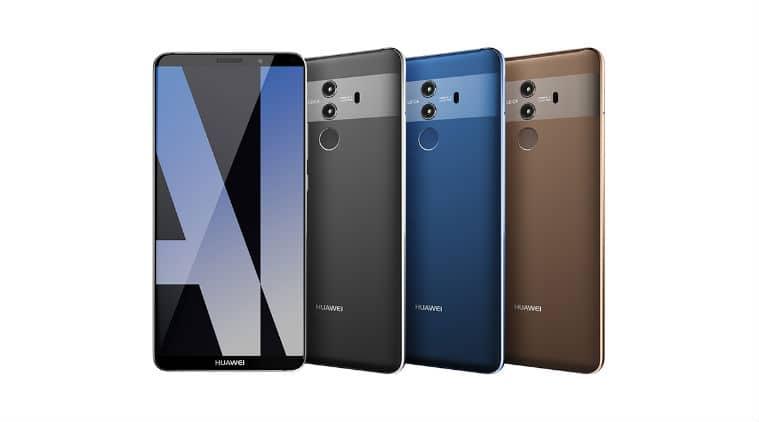 Huawei, Huawei Mate 10 Pro, Huawei Mate 10 Pro specifications, Huawei Mate 10 Pro press renders, Huawei Mate 10, Mate 10 Lite, Huawei Mate 10 Pro vs iPhone X, Huawei Mate 10 Pro vs Samsung Galaxy Note 8