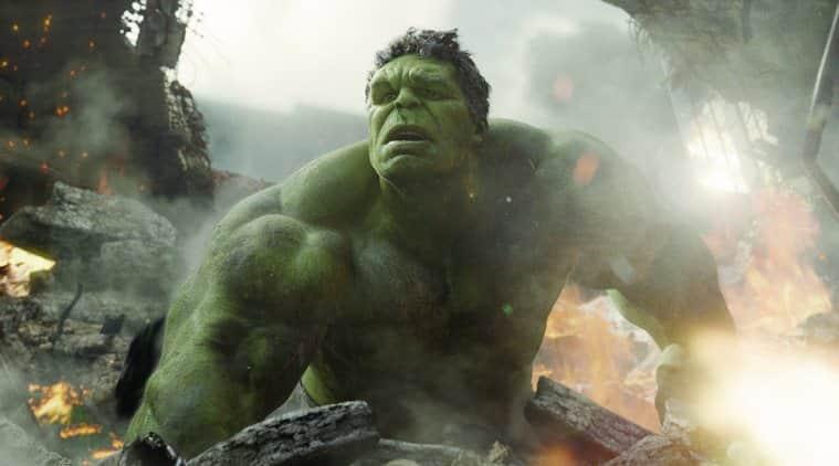 mark ruffalo, hulk, mark ruffalo hulk, the avengers, entertainment news, indian express news