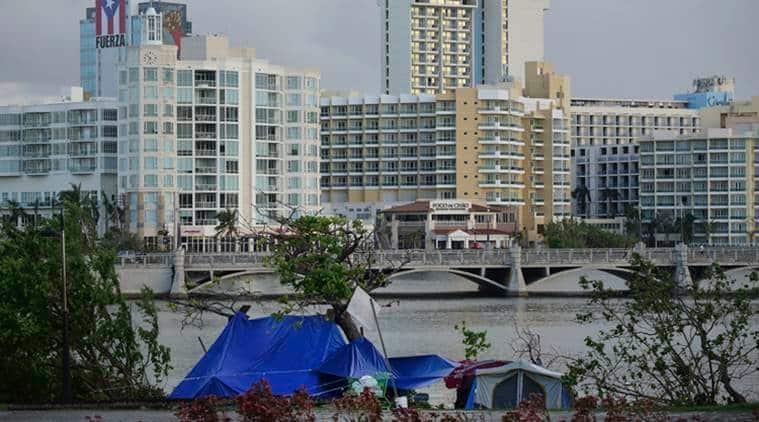 tropical storm phillipe news, hurricane news, world news, indian express news