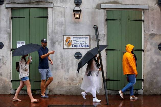 Hurricane nate, hurricane nate in US, Hurricane in US, heavy rains in US, flooding in US, world news, indian express
