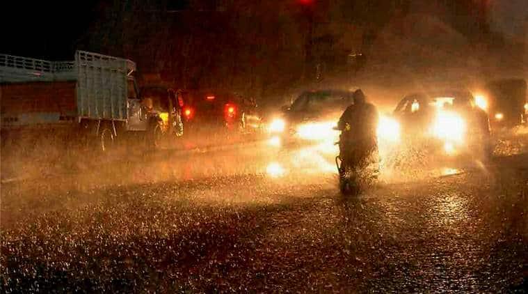 Hyderabad rains, Heavy rains Hyderabad, Hyderabad weather forecast, Greater Hyderabad Municipal Corporation (GHMC) , Chief Minister K.A Chandrasekhar Rao, Secunderabad, Banjara Hills, Hyderabad news, India News, indian express news