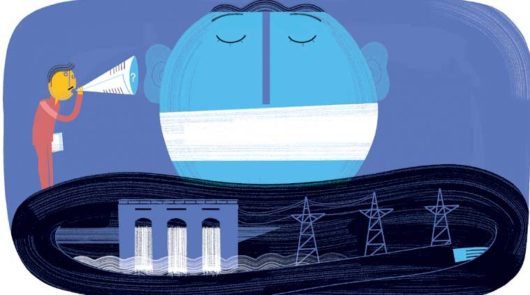 hydro policy, hydro projects, hydel power, power ministry, hydel project, hydel projects india, hydro power policy, hydel power projects, india news, indian express, indian express news, business news