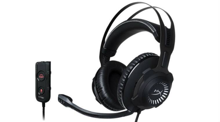 HyperX, HyperX Cloud Revolver S, Revolver S review, Cloud Revolver S review, HyperX Cloud Revolver S price in India, Revolver S price in India, HyperX Cloud Revolver S features, HyperX Cloud Revolver S specifications, gaming headphones, budget gaming headphones