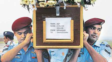 Will be proud if daughter-in-law joins armed forces to serve nation: Father of IAF commando killed in Hajin encounter