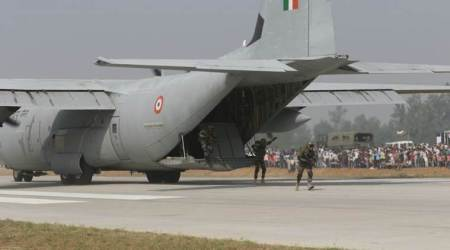 IAF raised bills of Rs 29.41 crore to ferry currency notes post-demonetisation, reveals RTI