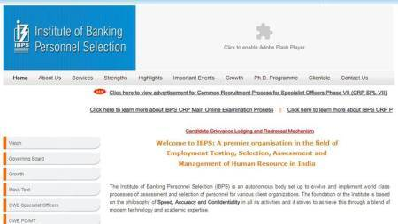 IBPS RRB Office Assistant main results 2017 date and time: Result to be declared at ibps.in