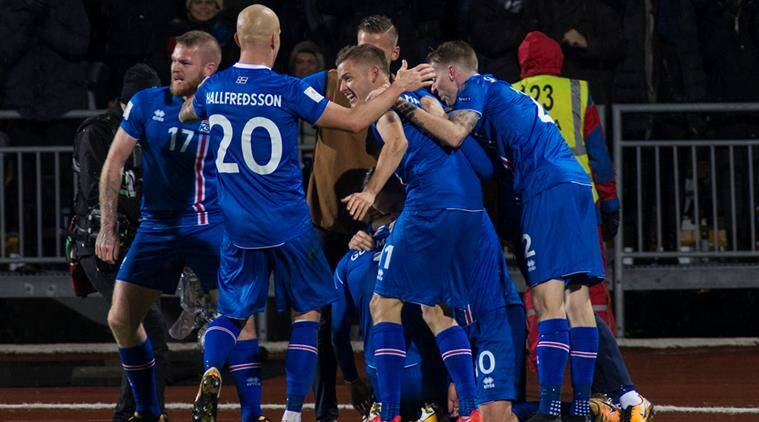 Iceland prepared for FIFA 2018 World Cup debut with two games in Qatar