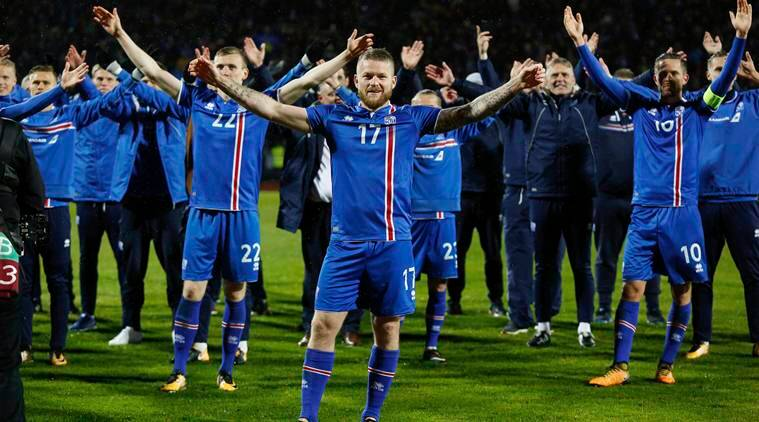 Image result for iceland clapping 2018