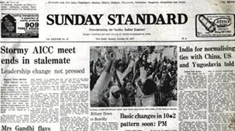 Forty Years Ago, Oil off Bombay, Oil Discovery Bombay, Bombay Oil Discovery, India News, Indian Express, Indian Express News