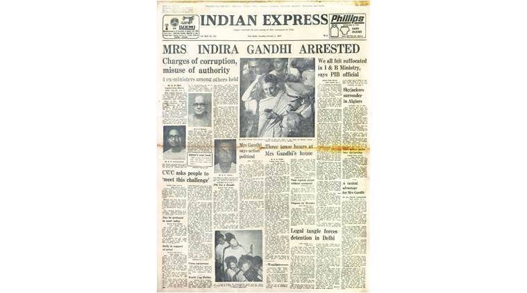 Forty Years Ago, indian express Forty Years Ago, indian express front page, indian express