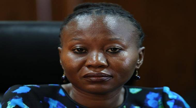 Roselyn Akombe, Roselyn Akombe election commissioner, Roselyn Akombe election commissioner quit, kenya election commissioner quit, Roselyn Akombe resign, kenya election commissioner resign, indian express news