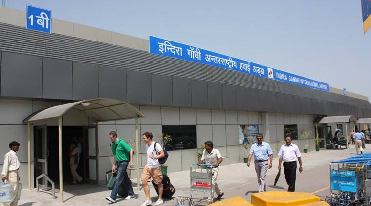 delhi airport news, igi airport news, india news, indian express news