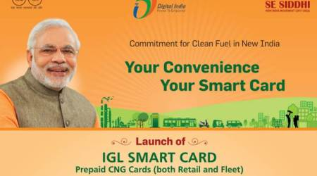 IGL smart card for CNG launched: Here are its features
