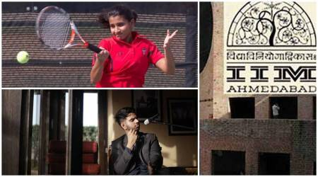 Tennis player, stand-up comedian, scientist; IIMs students are a diverse bunch this year