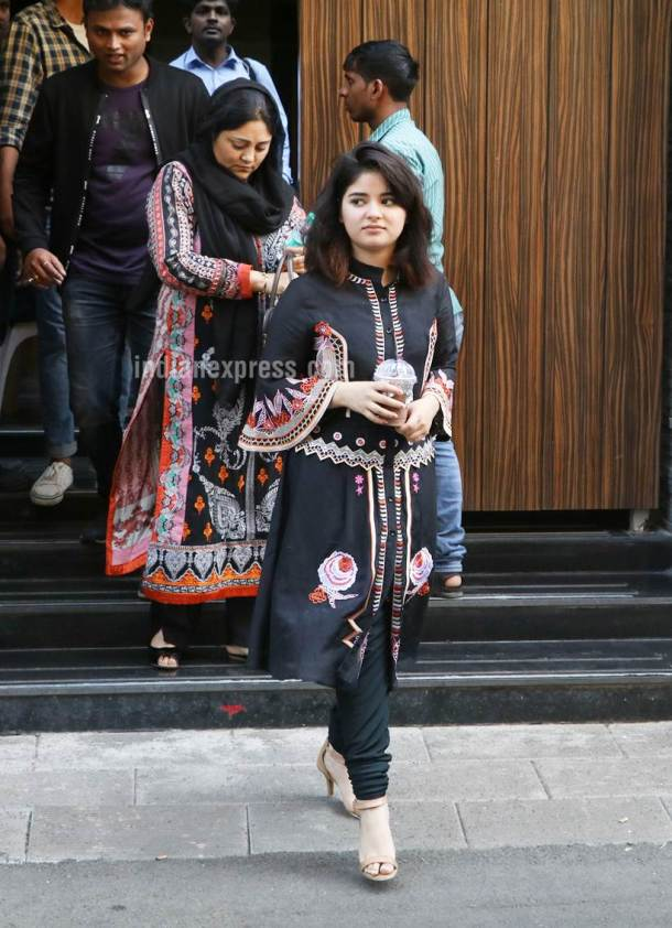 zaira wasim, secret superstar, zaira wasim photo