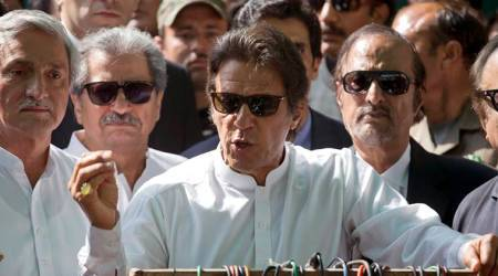 Imran Khan disqualification case, Imran Khan, Pakistan SC, SC, Pakistan Supreme Court, Mian Saqib Nisar, CJP Mian Saqib Nisar, Pakistan News, Latest Pakistan News, Indian Express, Indian Express News