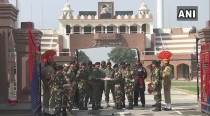 Diwali news live updates: BSF exchanges sweets with Pakistani Rangers at Attari-Wagah border