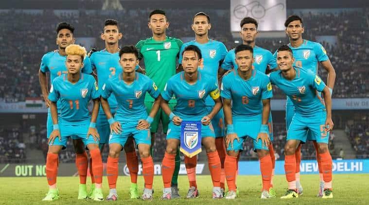 India u 17 team, India vs colombia, FIFA U 17 World cup, FIFA u 17 wc, Football news, Indian Express