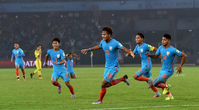 fifa u-17 world cup, u-17 world cup, india u-17, talking points fifa u-17, talking points u-17 world cup, talking points india u-17, dheeraj singh, komal thatal, football, sports news, indian express