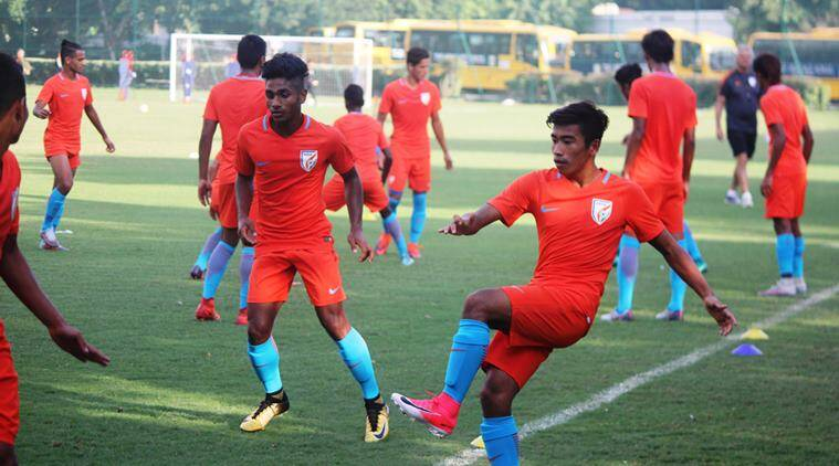 India Vs Colombia, Today's FIFA U-17 World Cup Football