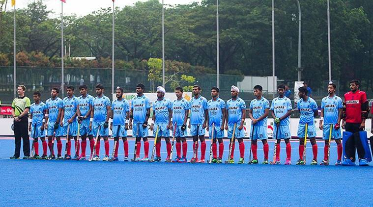 Hockey India, Jude Felix, India Junior squad, Sultan of Johor Cup