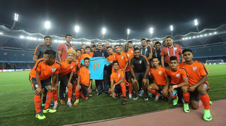 Image result for fifa under 17 india team