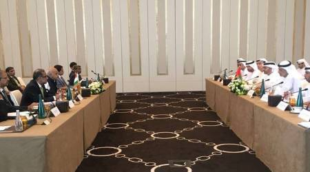 India, UAE discuss security, defence ties at second strategic talks