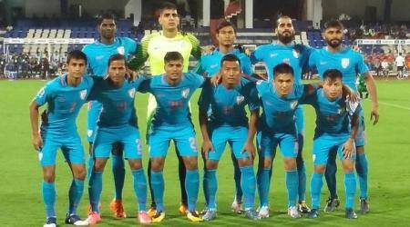 India beat Macau 4-1, qualify for AFC Asian Cup 2019: Match highlights