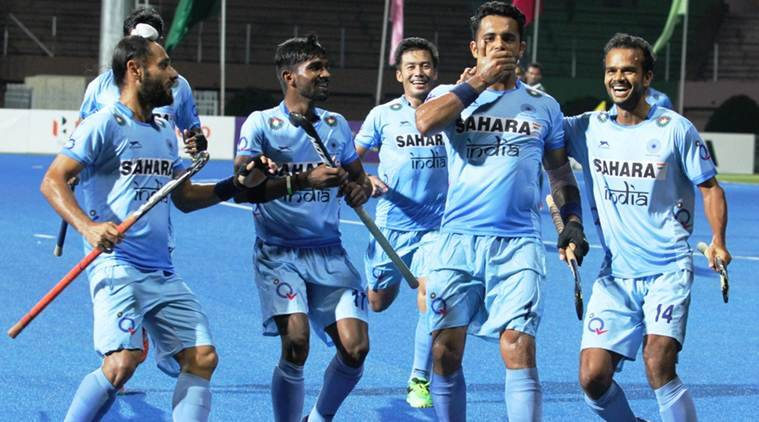 Dominant India maul Pakistan 4-0 to enter Asia Cup hockey final