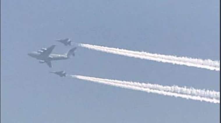 Indian Air Force, IAF chief BS Dhanoa, air force day, arjan singh