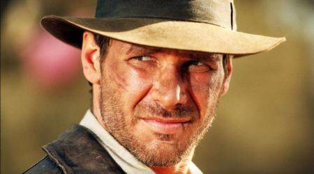 Harrison Ford's Indiana Jones voted the greatest movie character of alltime