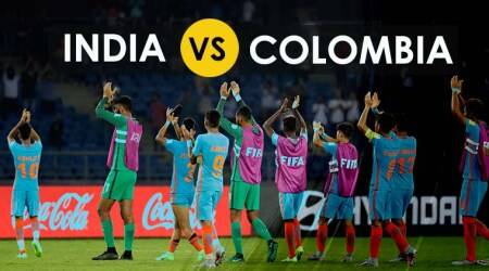 India Vs Colombia Football Match Live Score & Updates, FIFA Under 17 World Cup 2017: India kick off the game