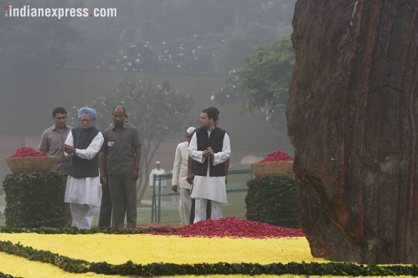 Modi pays tribute to Indira Gandhi on her death anniversary