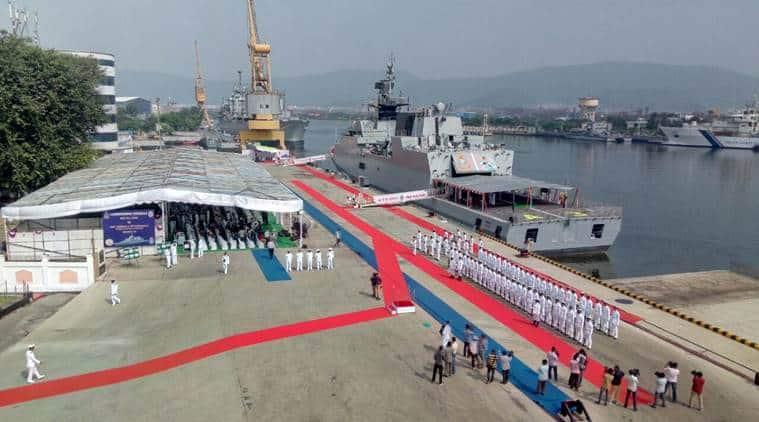 INS Kiltan, What is ins kiltan, ins kiltan commission, ins kiltan indian navy, new navy ship ins kiltan, ins kiltan top features