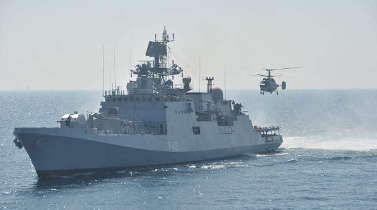 inidan navy, indian ocean region, gen bipin rawat, indian navy news, indian ocean news, india news, indian express news
