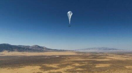 Under Project Loon, Google turns on internet balloons in Puerto Rico