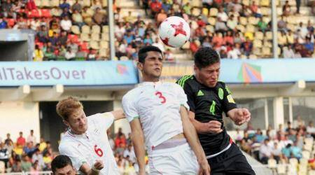 FIFA U-17 World Cup 2017: Iran beat Mexico, set up quarterfinal with Spain